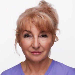 lek. med. Anna Szarnecka-Sojda, Specjalista Angiologii iChorób Wewnętrznych