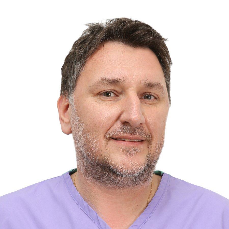 lek. med. Dariusz Hudzik, Ortopeda