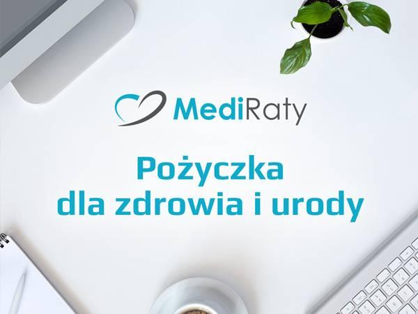 Przyjazne finansowanie usług medycznych – Mediraty dostępne w naszym Centrum